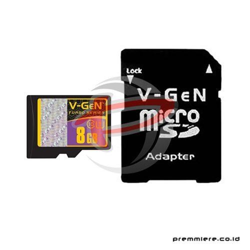 Micro SD Turbo - 8GB